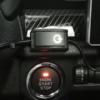 WRX リア用ドライブレコーダーの設置について(電源ON/OFFスイッチ編)