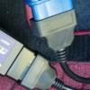 WRX OBD2で車両情報を取得する その18 OBD2の分岐ケーブルについて